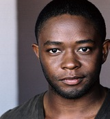 Actor Yorke Fryer