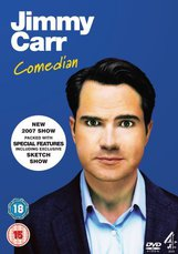 Actor Jimmy Carr