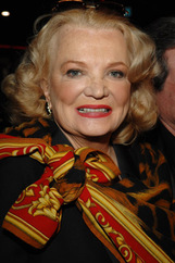 Actor Gena Rowlands