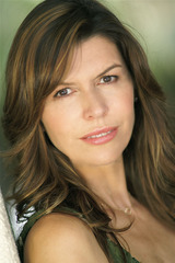 Actor Finola Hughes