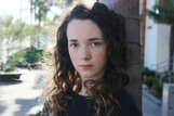 Actor Lilah Fitzgerald