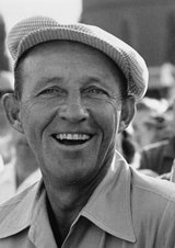 Actor Bing Crosby