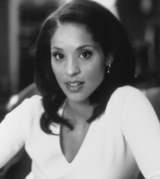 Actor Karyn Parsons