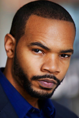 Actor Derrick Haywood