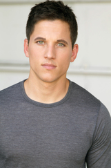 Actor Mike C. Manning
