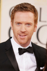 Actor Damian Lewis