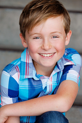 Actor Wyatt Ralff