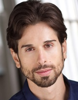 Actor David Pérez