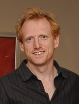 Actor Scott Shepherd
