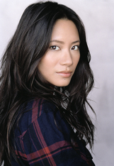 Actor Chantal Thuy