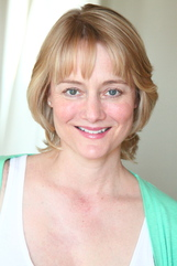 Actor Carolyn Crotty