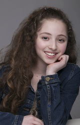Actor Sarah-Eve Gazitt