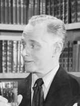 Actor George Macready