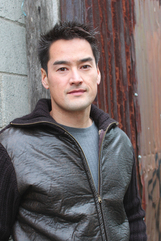 Actor Christopher Ang