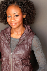 Actor Liz Femi Wilson