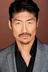 Actor Brian Tee
