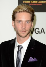 Actor Troy Baker