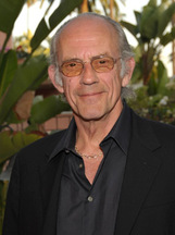 Actor Christopher Lloyd