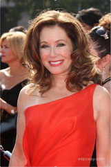 Actor Mary McDonnell