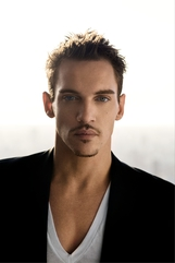 Actor Jonathan Rhys Meyers