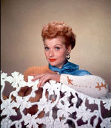 Actor Lucille Ball