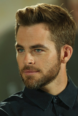 Actor Chris Pine
