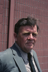 Actor Pat Hingle