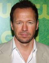 Actor Donnie Wahlberg