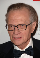 Actor Larry King