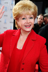 Actor Debbie Reynolds