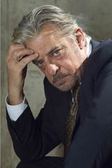 Actor Giancarlo Giannini