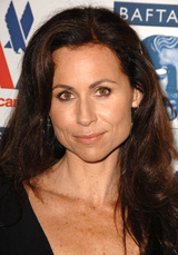 Actor Minnie Driver