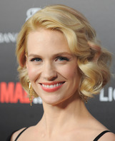 Actor January Jones