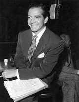 Actor Dana Andrews