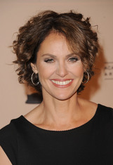 Actor Amy Brenneman