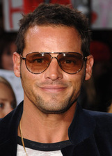 Actor Justin Chambers