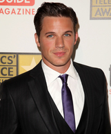 Actor Matt Lanter