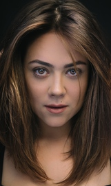 Actor Camille Guaty