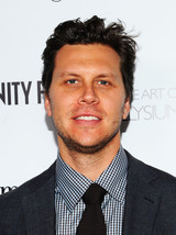 Actor Hayes MacArthur