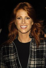 Actor Angie Everhart