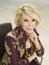 Actor Joan Rivers