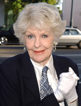 Actor Elaine Stritch