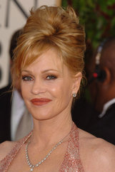 Actor Melanie Griffith
