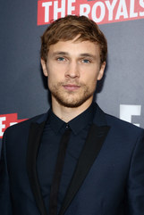 Actor William Moseley