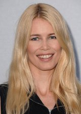 Actor Claudia Schiffer