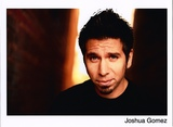 Actor Joshua Gomez
