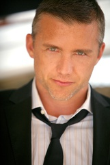 Actor Jeff Hephner
