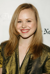 Actor Alison Pill