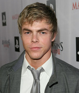 Actor Derek Hough
