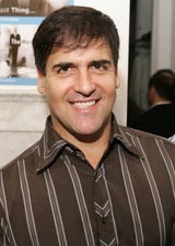 Actor Mark Cuban